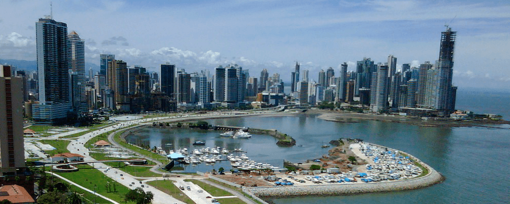 Panama international financial center has more than 100 banks from 32 countries. The legal framework is strong and banks are among the safest